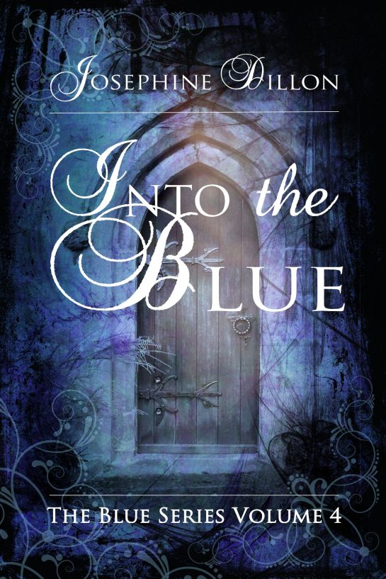 into the blue cover